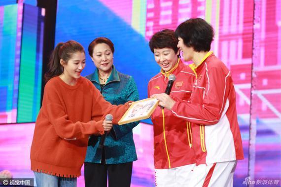 郎平和冯坤私人关系非常好