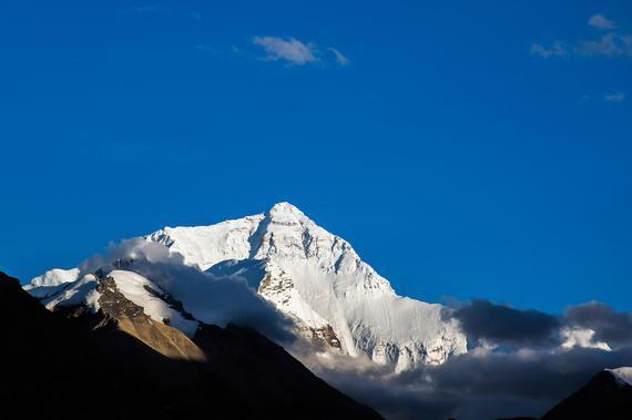 尼泊尔珠穆朗玛峰地区,2016年游客到访增长三分之一。