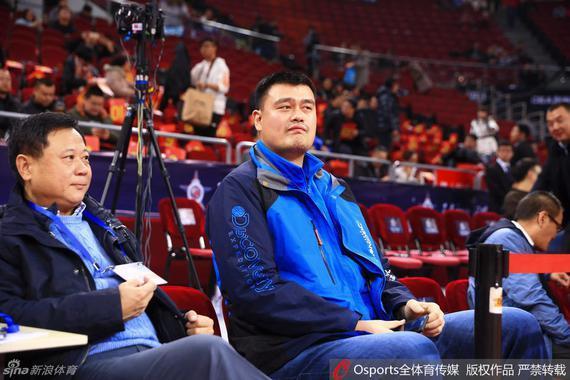 总局的一番发言支撑了姚明出任篮协主席的传言