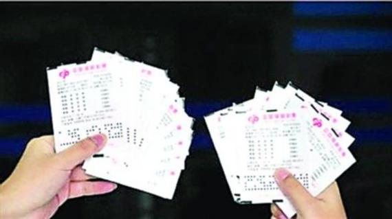 媒体配图:彩民赊账5.4万元后失踪 彩票店雇员被判担责