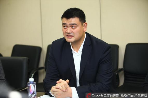 姚明将引导中国篮球变革?
