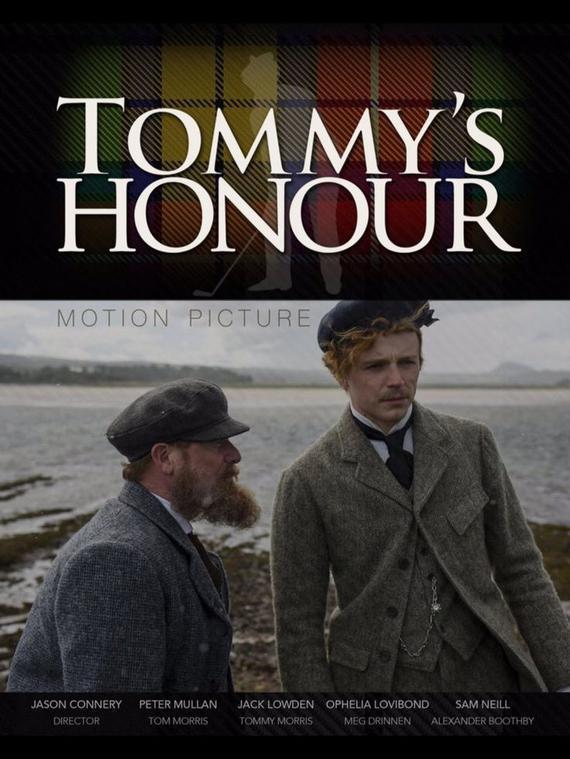 《汤米的荣耀》改编的同名电影即将上映