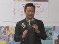 视频-魏江雷首部专著发布 《跑步时,我拥有整个世界》