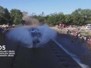 视频-2017年达喀尔拉力赛SS12 四轮摩托与卡车组
