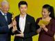 视频-2016体坛风云人物颁奖 马龙获最佳男运动员