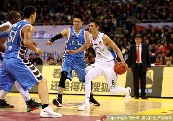 江苏客场对阵北京的比赛将异常关键