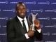 视频-劳伦斯年度最佳男运动员 博尔特第四次获奖