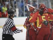 亚冬会银牌不足喜 女子冰球在北京冬奥能有何期待