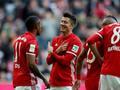 周六彩彩果:拜仁8-0狂胜汉堡