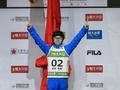 自由式滑雪年终排名齐广璞第三 中国男选手第一人
