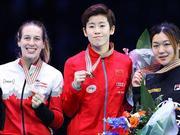 世锦赛范可新用胜利救赎 女队中长距离差距很明显