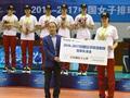新王者!江苏女排首夺联赛冠军