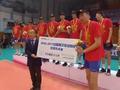 上海男排总分3-1北京夺第13冠