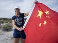 """澳大利亚美女为""""水""""而跑 跨6大洲跑40个马拉松"""