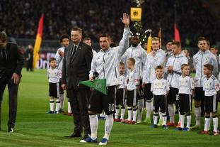 [友谊赛]德国1-0英格兰