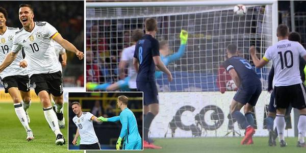 热身-德国1-0英格兰
