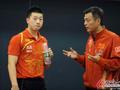 马龙教练23年前已是世界冠军 秦志戬会接男乒吗