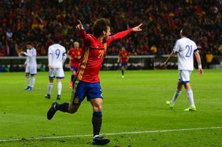 [世预赛]西班牙4-1以色列