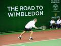 """开拍!""""通往温布尔登之路""""网球赛激战京城"""