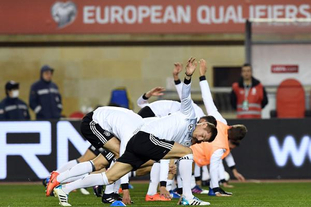 [世预赛]阿塞拜疆1-4德国
