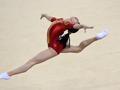 刘婷婷两胜奥运冠军 体操队走出去计划初显成效