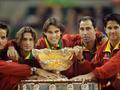 纳达尔缺席戴杯1/4决赛 小德代表塞尔维亚出战
