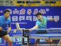 全运乒乓球双打水平世界级 刘诗雯携手丁宁晋级