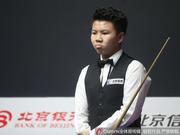 世锦赛资格赛中国三人进末轮 艾伯顿绝杀超新星