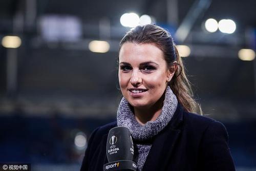 世界杯最美主播播报欧联杯