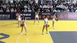 3X3深圳站啦啦队比赛集锦