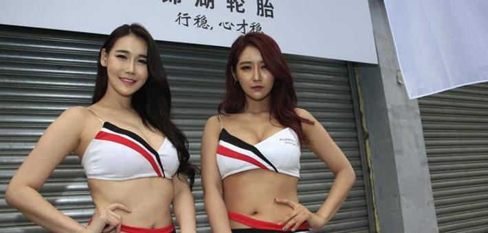 F4中国锦标赛赛车宝贝