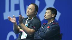 国羽教练核心层确定:夏煊泽张军任单双打主教练