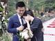视频-张效诚求婚感人片段 双方及父母均感动落泪