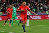 [联合会杯]德国1-1智利
