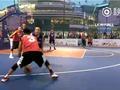 视频-赵强风骚背运晃得人没脾气  左手拉杆上篮打进