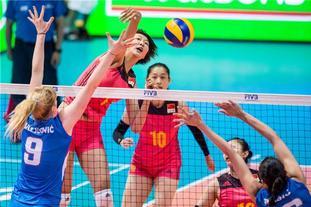 大奖赛香港站中国1-3塞尔维亚