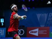 丹麦名将退出羽球世锦赛男单 队友获邀替补出战