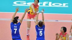 朱婷受伤成转折女排1-3意大利 与塞尔维亚争季军