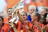 女足欧洲杯决赛:荷兰4-2丹麦