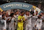 [超级杯]皇家马德里2-0巴塞罗那