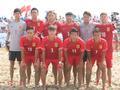 2017中国-拉丁美洲沙滩足球锦标赛 中国队遭遇连败