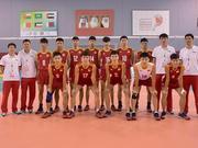 U19男排世锦赛中国3-0墨西哥 田聪18分获得分王