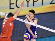 U23男排世锦赛中国4-3土耳其