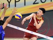 U23男排世锦赛中国0-4负伊朗