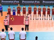 U23男排世锦赛中国变阵0-4负伊朗 周立迎夺10分