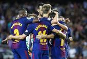 [西甲]巴塞罗那2-0皇家贝蒂斯