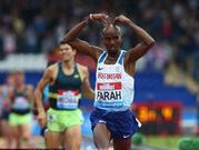 钻石联赛法拉赫5000米夺冠谢幕 加特林百米第四