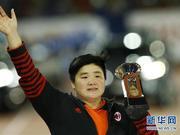 巩立姣获4k钻石做到刘翔所不能 她就差奥运金牌