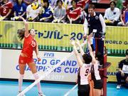 双星闪耀俄罗斯女排3-1克日本 夺大冠军杯首胜