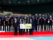 伊朗男排连胜美意主力 他们的模式中国队也适用